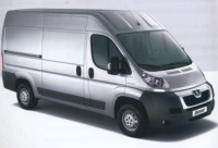 Peugeot Boxer 330 L1 H1 2.0HDi (110ps)   - CJ Tafft Ltd Leasing Deals