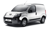Peugeot Bipper 1.3 HDi (75) 'SE' - CJ Tafft Ltd Leasing Deals