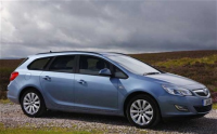Vauxhall Astra 2.0CDTi ecoFLEX Sri 5dr - CJ Tafft Ltd Leasing Deals