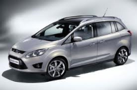 C-Max 1.6TDCI Zetec 5dr - CJ Tafft Ltd Leasing Deals