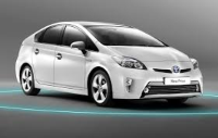Toyota Prius 1.8VVTi T3 CVT Auto - CJ Tafft Ltd Leasing Deals