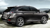 Lexus RX 450h 3.5SE CVT Auto - CJ Tafft Ltd Leasing Deals