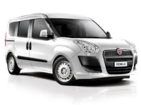 Fiat Doblo 1.4 16v Mylife 5dr - CJ Tafft Ltd Leasing Deals