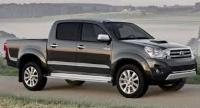 Toyota Hilux 2.5 4wd D4D (144) Active  - CJ Tafft Ltd Leasing Deals