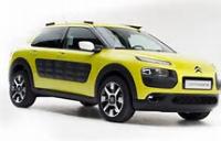 Citroen C4 Cactus 1.2 Puretec (82) Feel 5dr - CJ Tafft Ltd Leasing Deals