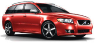 Volvo V70 D4 (181) SE Nav Est  - CJ Tafft Ltd Leasing Deals