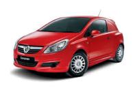 Vauxhall Corsa 1.3CDTi 16v (95ps) Ecoflex Van - CJ Tafft Ltd Leasing Deals