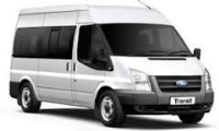 Ford Transit Minibus 370 L2H2 12 Seater - CJ Tafft Ltd Leasing Deals