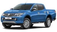 Mitsubishi L200 D/Cab Warrior DI-D  - CJ Tafft Ltd Leasing Deals