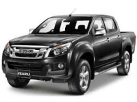 Isuzu DMax 2.5TD D/Cab  - CJ Tafft Ltd Leasing Deals
