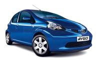 Toyota Aygo 1.0VVTi X-Play 3dr - CJ Tafft Ltd Leasing Deals
