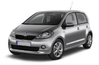 Skoda Citigo 1.0MPi (75) GreenTech 3dr - CJ Tafft Ltd Leasing Deals