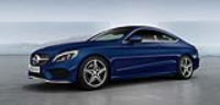 Merc C220d Coupe AMG Line Auto - CJ Tafft Ltd Leasing Deals