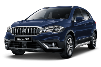 Suzuki SX4 Cross HB 1.0 Boosterjet SZ4 5dr - CJ Tafft Ltd Leasing Deals