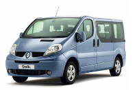 renault Traffic Minibus Sl27 SWB Energy DCI Business 9 Seater - CJ Tafft Ltd Leasing Deals