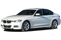 BMW 320d Luxury 4dr Sal Auto - CJ Tafft Ltd Leasing Deals