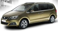 Seat Alhambra 2.0CTDi CR SE (150ps) - CJ Tafft Ltd Leasing Deals